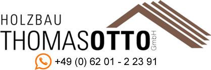 Holzbau Th. Otto GmbH Logo